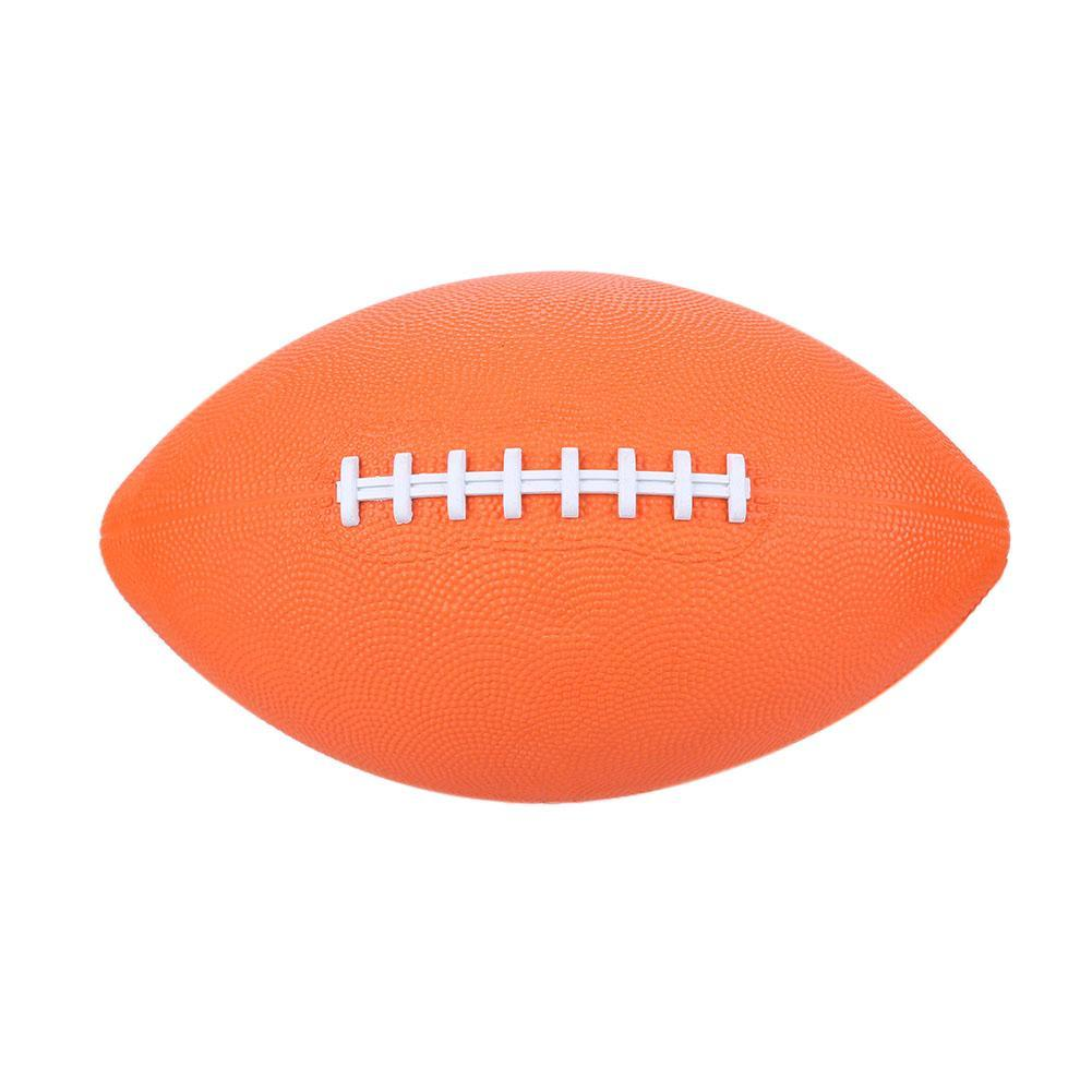 1pc Soft Rubber AF9 No. 9 Rugby Ball American Football