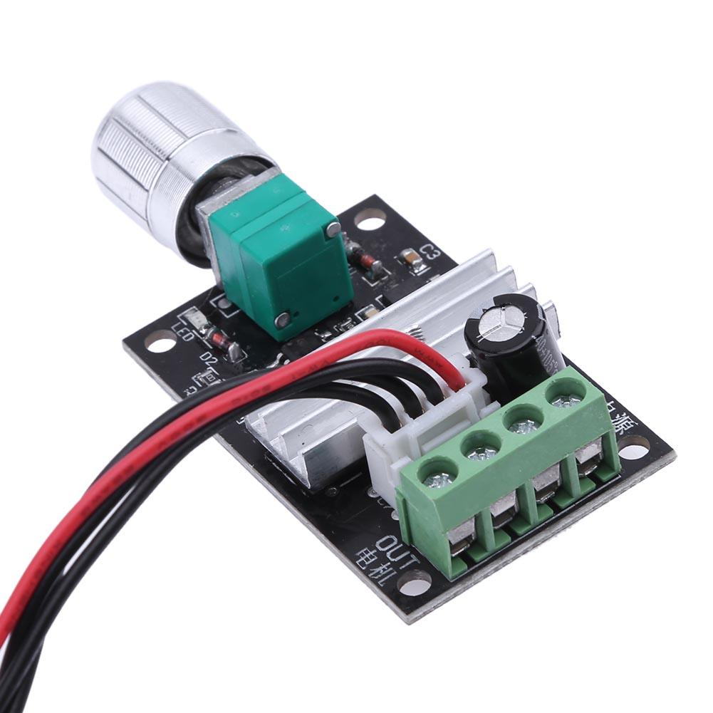 speed controller Microcontrollers such as arduinos are a great way to control your custom electronics projects unfortunately the digital pins have a max output of 40ma, and this.