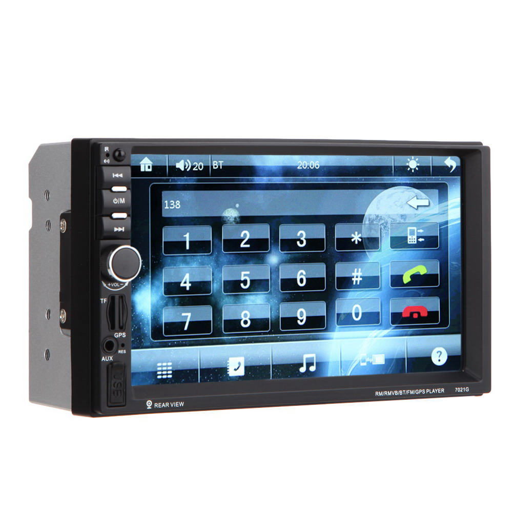 gps navigation hd 2 din 7 din car stereo mp5 player. Black Bedroom Furniture Sets. Home Design Ideas