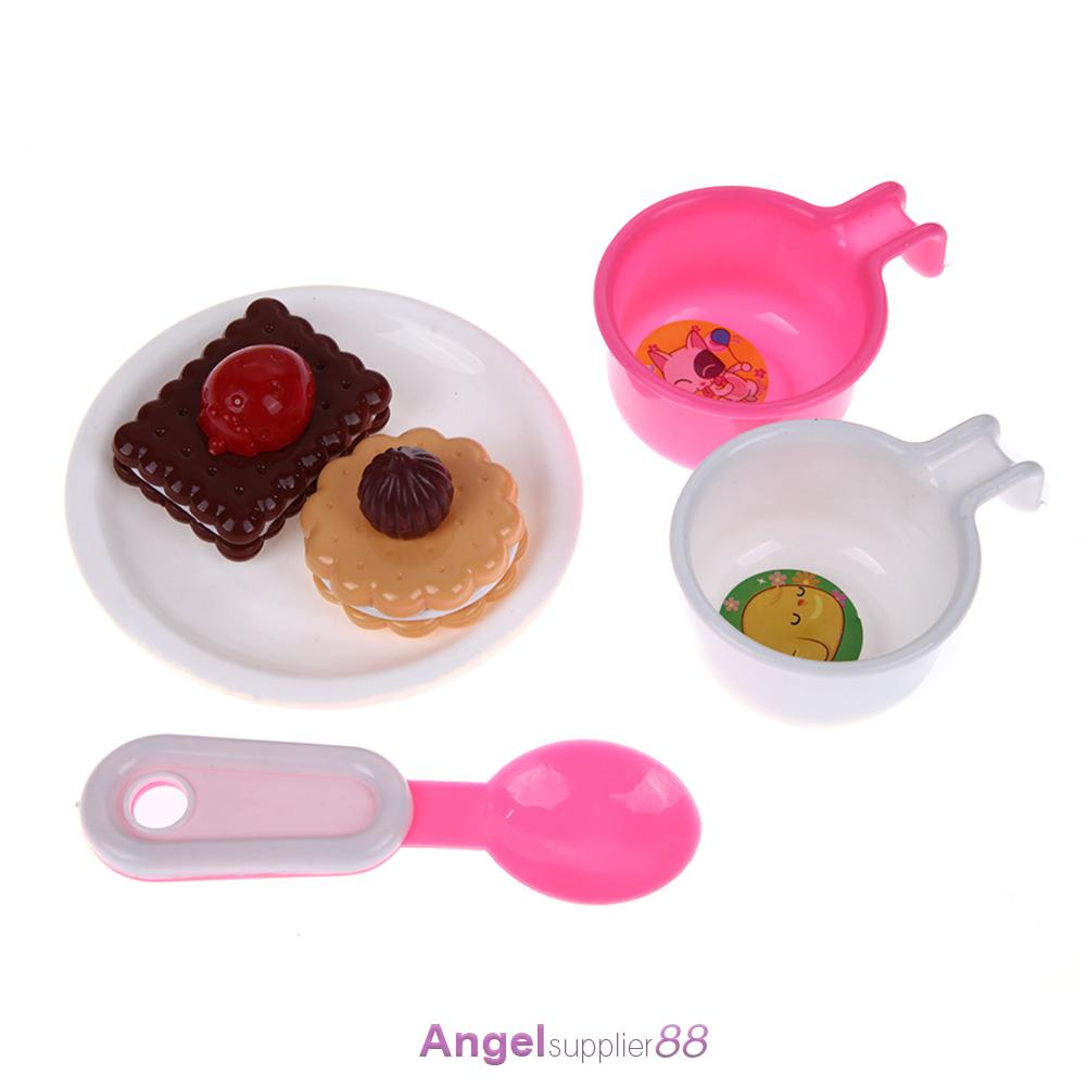 Toy Food And Dishes : Pc kids play cooking house toy kitchen food dishes