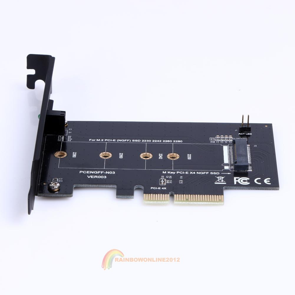 Pcie x4 slot speed