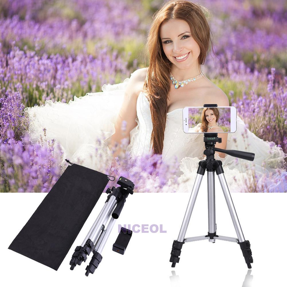 professional camera stand support tr pied pour iphone t l phone samsung sac ebay. Black Bedroom Furniture Sets. Home Design Ideas