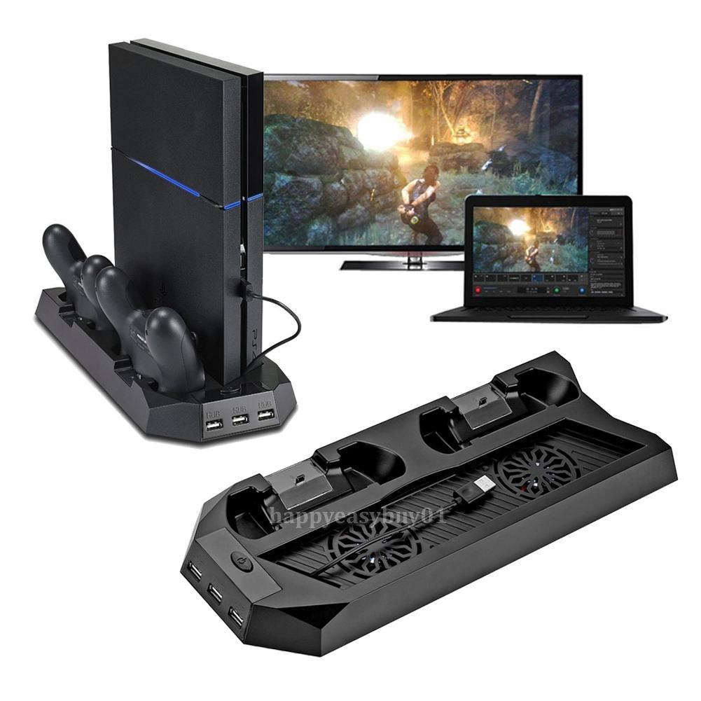Ps3 Cooling Fan : Ps vertical stand cooling fan playstation console