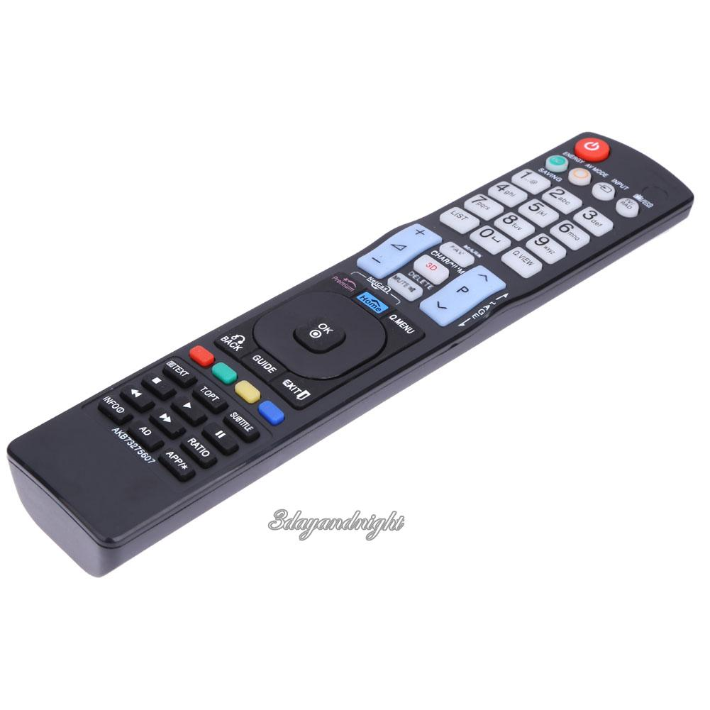 how to use lg smart tv remote control