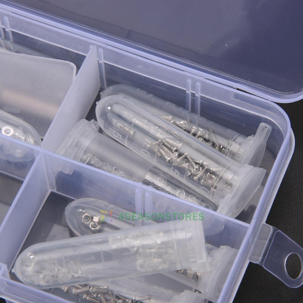 Sun Glasses Eyeglass Optical Repair Tool Set Nut Screw ...