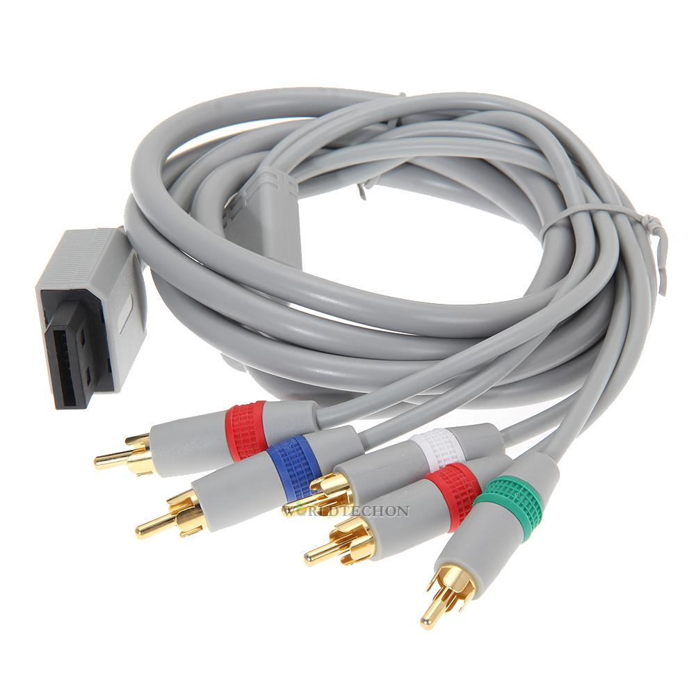 Hd 1080p Component Composite Hdtv Audio Video Av Cable