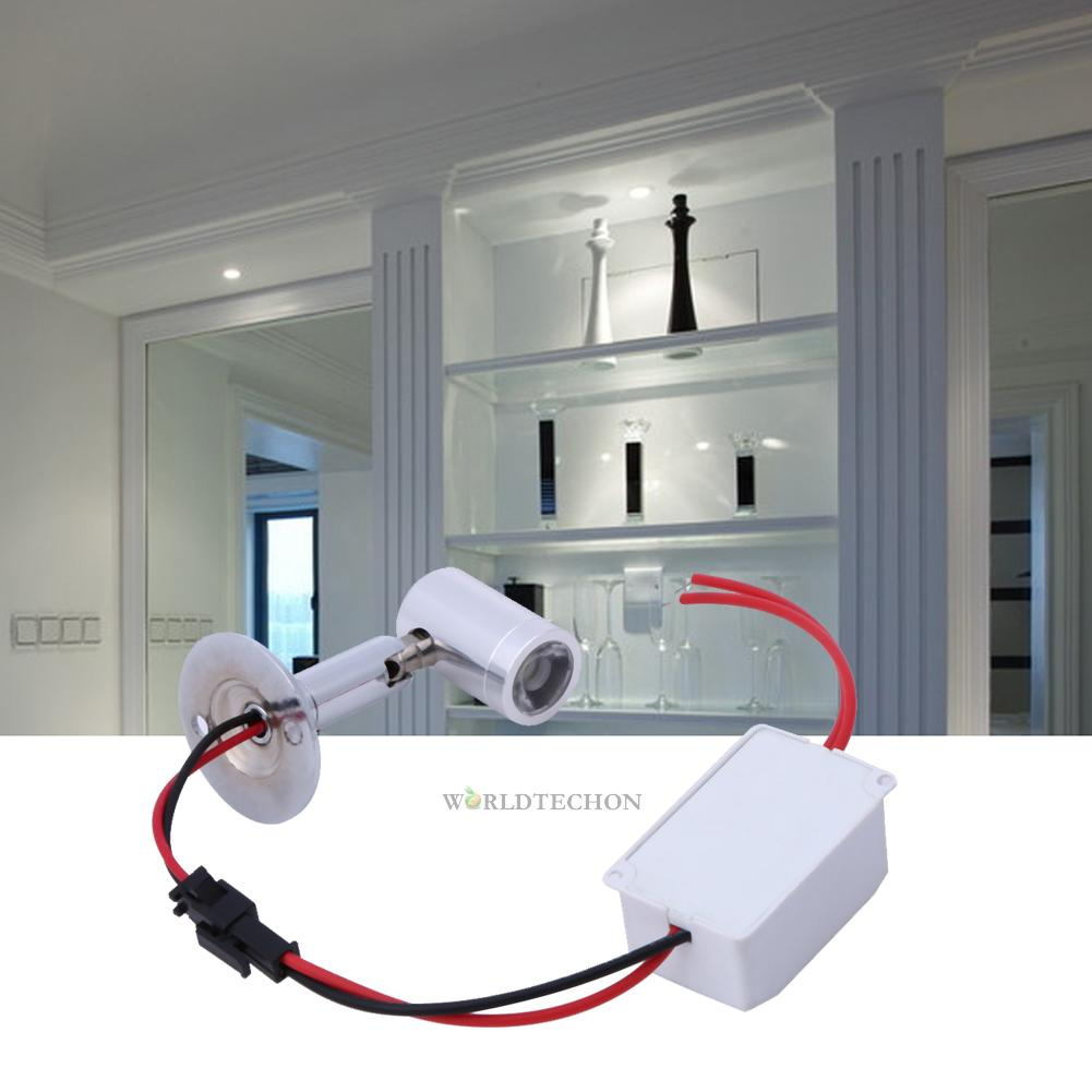 Wine Cabinet Mini Night Light LED Lamp Spotlight For Home