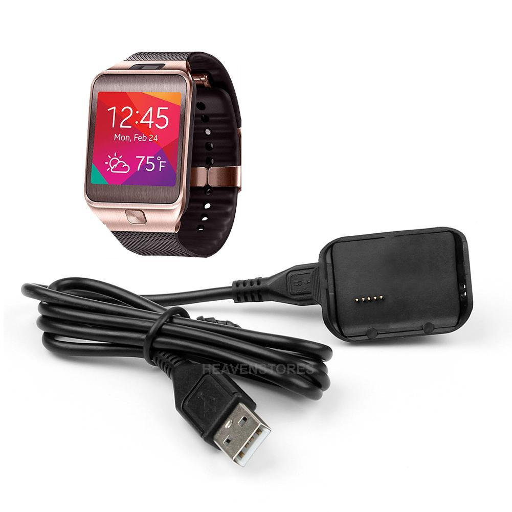 chargeur dock alimentation pour samsung galaxy gear 2 sm r montre smart watch. Black Bedroom Furniture Sets. Home Design Ideas