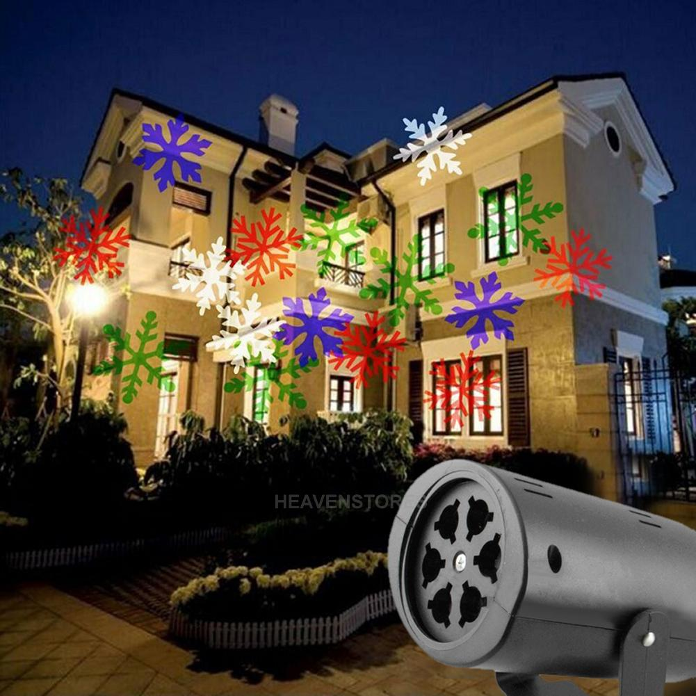 Paysage led projecteur laser tape lumi re jardin ext rieur no l d cor etanche ebay for Lumiere noel exterieur projecteur